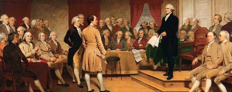 Constitutional Convention Founders